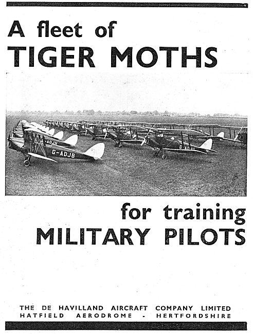 De Havilland Tiger Moth: G-ADJB : G-ADJH
