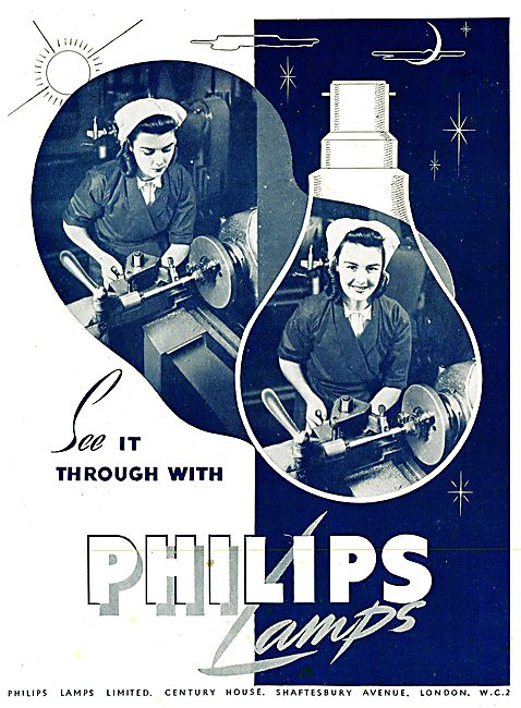 Philips Lamps For Factories